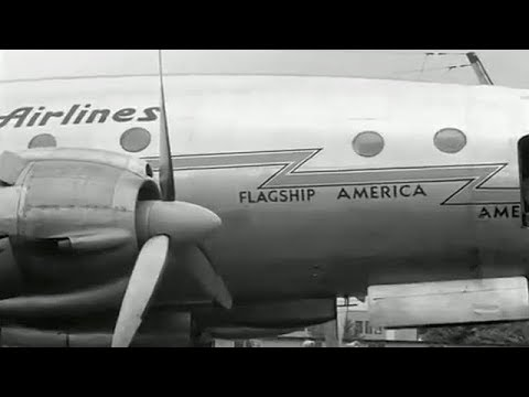 La Guardia Airport 1940s
