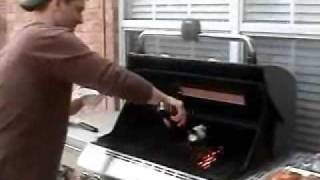 Scott Wooley Honey Chipotle Grilled Salmon Youtube Clip 2