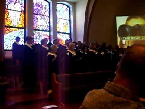 Grace Presbyterian Church Plano Texas Sanctuary Choir