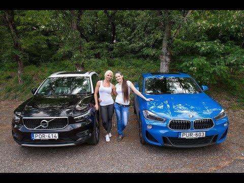 Vennének BMW-t a volvós csajok?