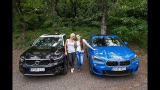 Totalcar teszt: Vennének BMW-t a volvós csajok?