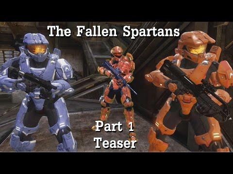 The Fallen Spartans: Part 1 Teaser (5,000 Subscriber Special)