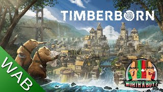 Timberborn Review - Beavers, are they Worthabuy? (Video Game Video Review)