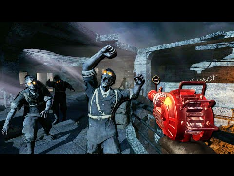 REVISITING: NACHT DER UNTOTEN - WAW ZOMBIES (Call of Duty: Zombies)