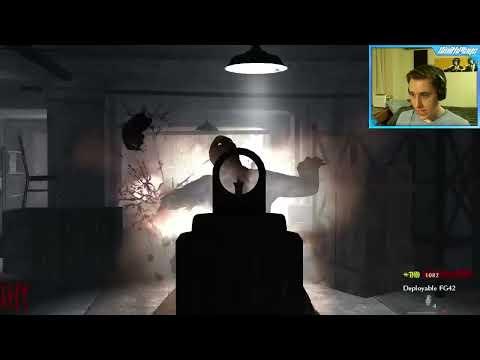REVISITING: NACHT DER UNTOTEN - WORLD AT WAR ZOMBIES (Call of Duty: Zombies)