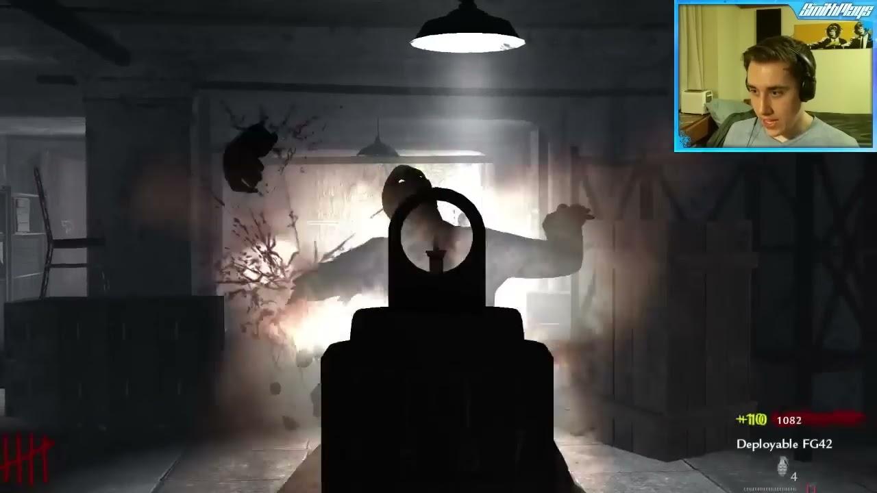 Black Ops Wallpaper Hd Revisiting Nacht Der Untoten Waw Zombies Call Of Duty