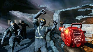 REVISITING: NACHT DER UNTOTEN - WORLD AT WAR ZOMBIES (Call of Duty: Zombies)