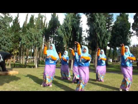 Senam otak eid mubarak (MATAHATI CARE CENTRE INDONESIA)