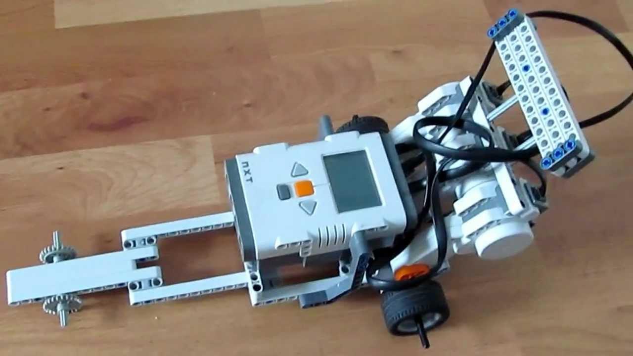 Lego dragster ev3
