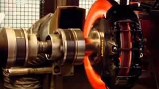 видео Тормозная система Brembo GT