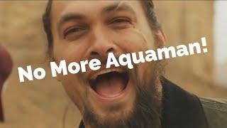 Why Jason Momoa Shaved his Beard? No more Aquaman!