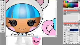 Lalaloopsy Tinies Drawing Bundles Snuggle Stuff