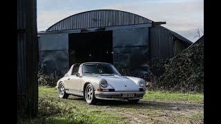 1973 Porsche 911 E 2.4 MFI