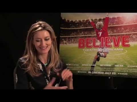 Believe  Junket s with Natascha McElhone