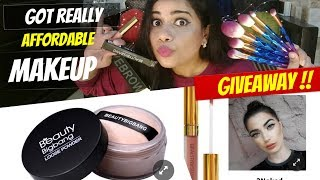 BEAUTYBIGBANG.COM AFFORDABLE MAKEUP & ✔️GIVEAWAY | Sana K