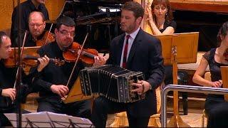 Viva la musica Astor Piazzolla - Концерт за бандонеон