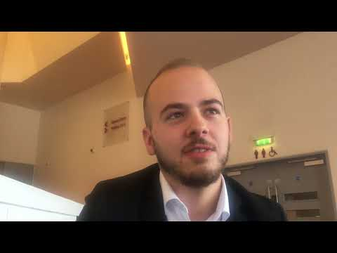 Luca Brecel interview | Media day at the world championships 2018