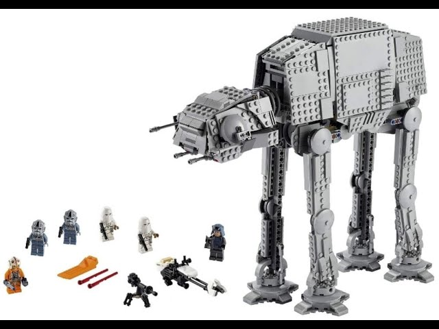 Folge 9 - Lego Star Wars AT-AT 75288
