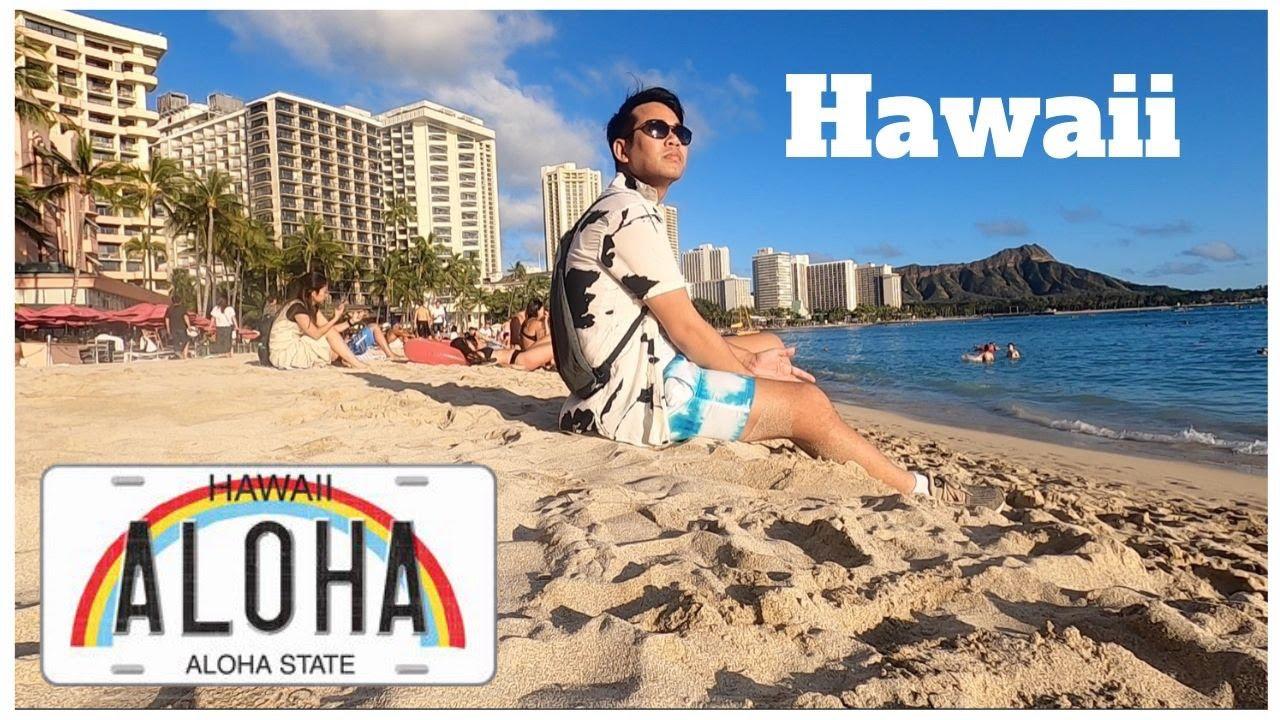 Aloha! Hawaii l เที่ยวฮาวาย 24 ชั่วโมง l EN/TH Subtitle l แอร์ - สจ๊วต พาเที่ยว l WUTI_FLY