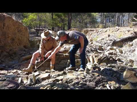 Prospecting for Alluvial Gold - Part 1.