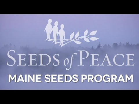 Seeds of Peace Voices | Maine Seeds