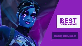 Best Combos | Dark Bomber | Fortnite Skin Review