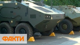 Цена от 7 млн. грн. Как выглядят обновленные военные машины Козак 2М1 и Отаман