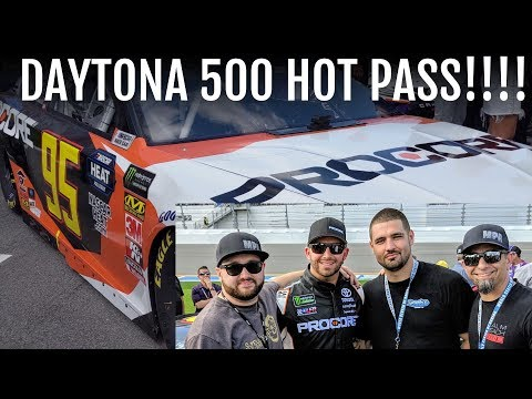 Hot Passes At The Daytona 500 With Palm Beach Dyno And Signature Speed!