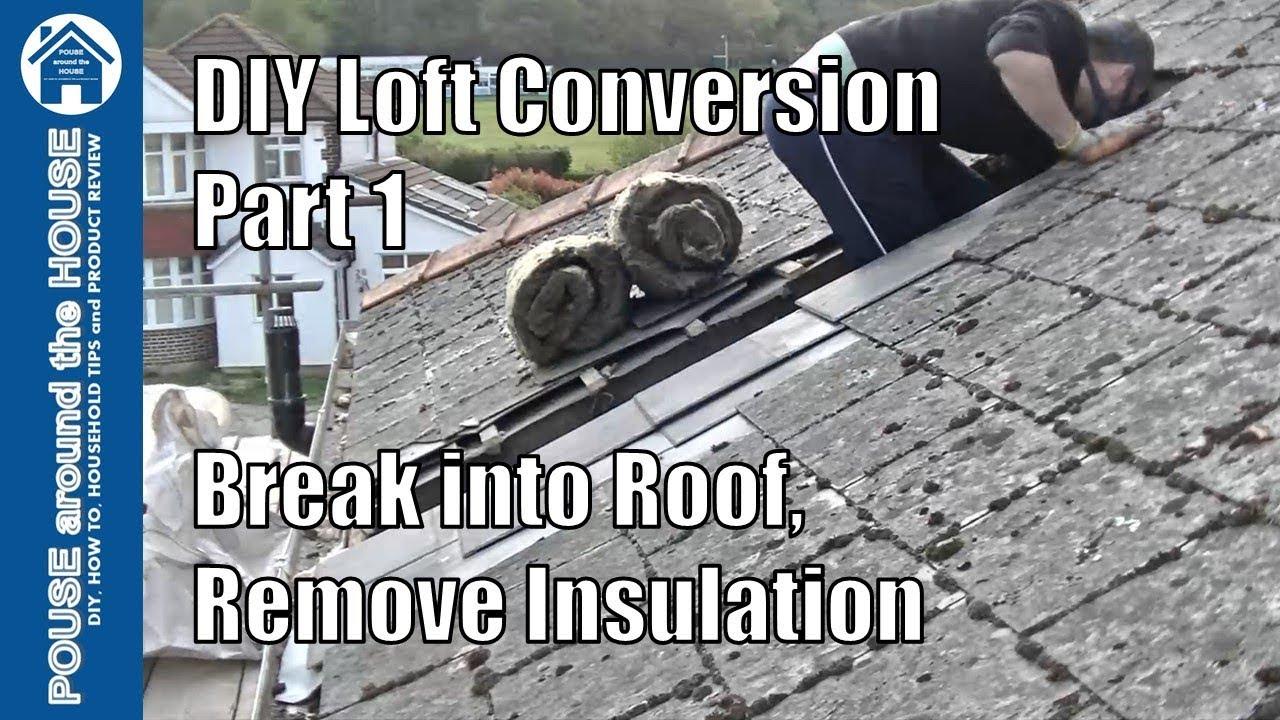 Loft conversion part 1