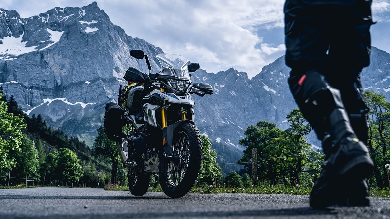 Download To Austria and Back Ep. 06 | Germany to Pakistan and India on Motorcycle BMW G310GS