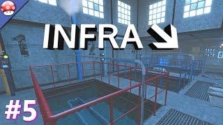 INFRA PC Gameplay Walkthrough Part 5 [60FPS/1080p]