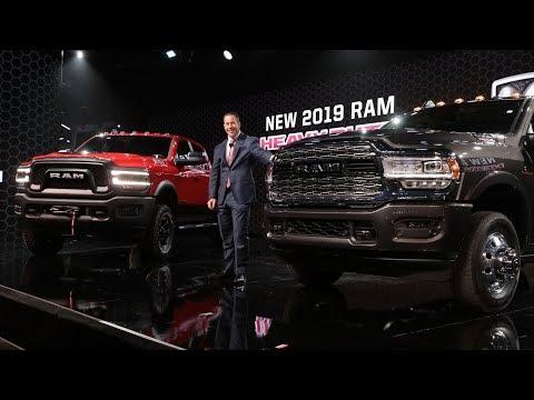 2020 Ram Heavy Duty unveiled at NAIAS 2019