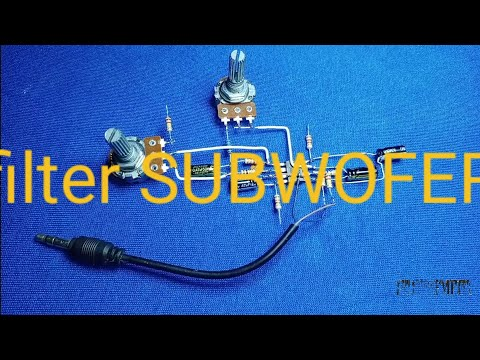 How To Make A Subwoofer Filter Without Pcb