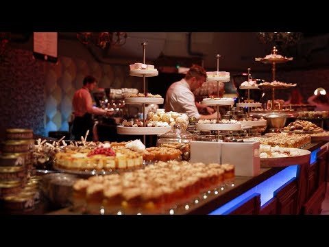 RIEDEL Communications - DOWNTOWN (a culinary expedition by Kirberg Catering)