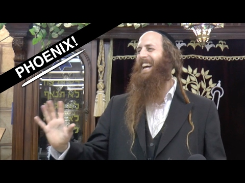 1/28/17 - How To Truly Make God Happy - Must Watch Lecture From Rav Dror At Ahavat Israel, Phoenix