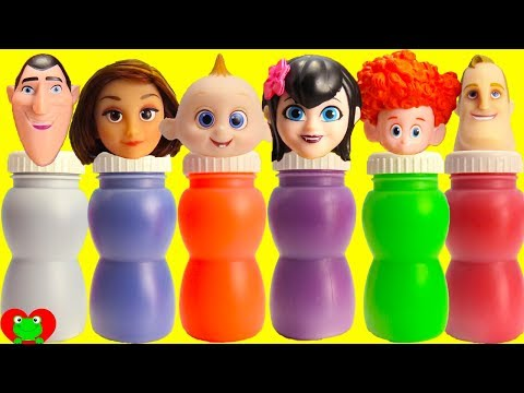 Best Learning Video for Toddlers Learn Colors and Numbers Incredibles 2 and Paw Patrol