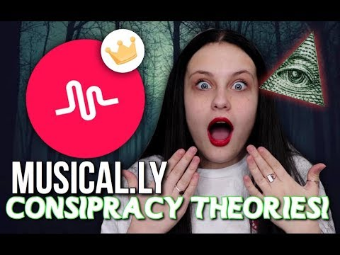 MUSICAL.LY CONSPIRACY THEORIES!