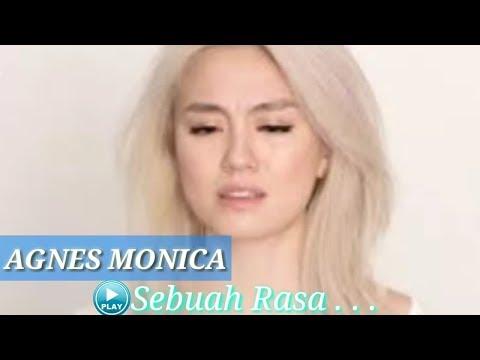 Sebuah rasa - agnes monica ( lirik lagu mp3 )