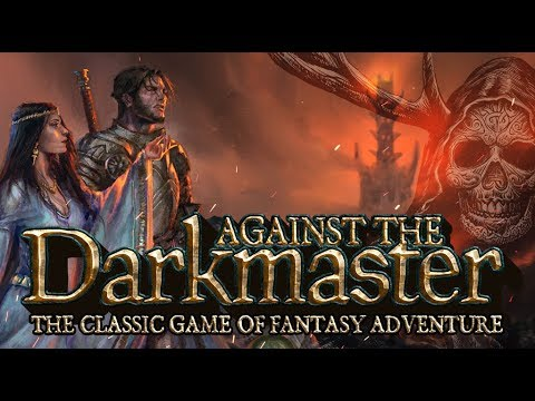Against the Darkmaster Kickstarter Trailer
