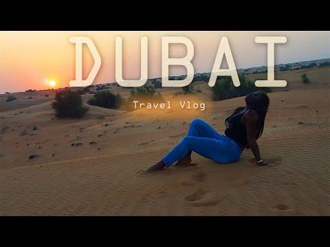 DUBAI TRAVEL VLOG (1) | Desert Safari, IMG World of Adventures, 7* Movie Experience | Aijay Junaid