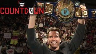WWE Superstars comment on Arnold Schwarzenegger