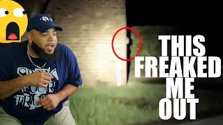 Jumped Out Of My Skin - 5 Scary Ghost Videos You SHOULDN'T Watch In The DARK