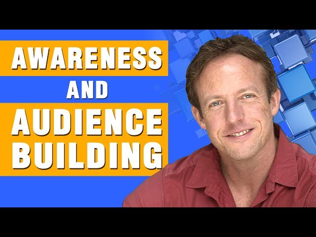 Awareness and Audience Building @MikeMarko1