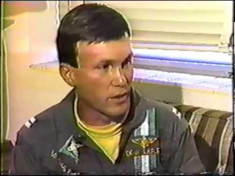 Flight of the Intruder pilot interview