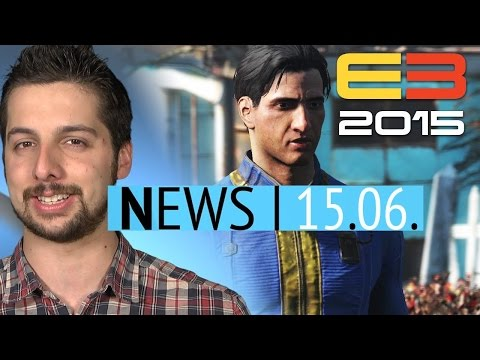 Release-Termin von Fallout 4 - Dishonored 2 angekündigt - E3 News