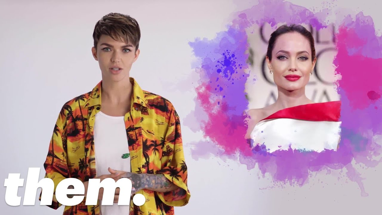 Ruby Rose Shares Her Queer Icons | them.