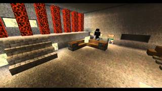 Minecraft Michael Jackson Smooth Criminal (Immortal Version)