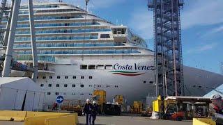 Costa Venezia, in anteprima le immagini della nuova ammiraglia