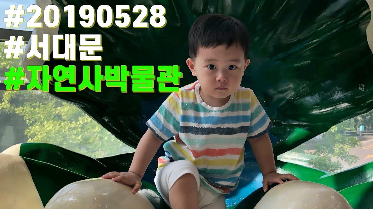 [윤호애비] 20190529 서대문 자연사박물관, 평일나들이, 어린이무료입장