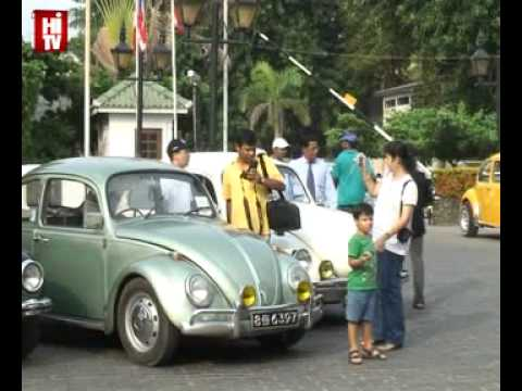 Sri Lanka World Volkswagen Day Youtube